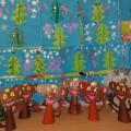 «Озорные обезьянки» из цветного картона. Мастер-класс