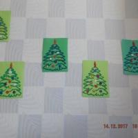 Фотоотчет по проведенной творческой мастерской «Новогодняя красавица»