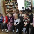 Экскурсия в библиотеку (фотоотчёт)