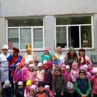 Фотоотчёт «1 июня-День защиты детей»