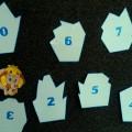 Математическая игра— сказка «Мама для мамонтенка».