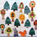Математическая игра «Лесные приключения».