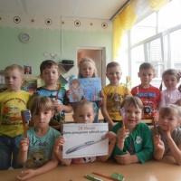 Фотоотчет о проведении тематического дня «День рождения зубной щетки» в средней группе