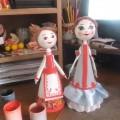 Мастер-класс «Куклы в национальных костюмах»