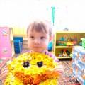 Фотоотчет о выставке семейных поделок «Осенние фантазии»