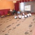 Физкультурное занятие в подготовительной к школе группе