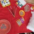 Мастер-класс для детей подготовительной группы по изготовлению поделки «Пасхальный кулич»