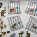 Дидактическая игра «Зоопарк»