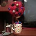 Мастер-класс «Новогоднее дерево»