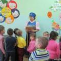 Экскурсия в детскую библиотеку (фотоотчет)