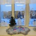 Новогоднее оформление группы «Зимняя сказка»