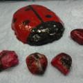 Расписные камни. Творчество детей (подготовительная группа)