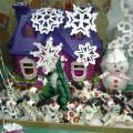 Новогоднее оформление группы «Новогоднее поле чудес». Совместное творчество детей и воспитателей