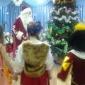 Встреча Нового года в детском саду. (подготовительная группа)