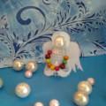 Идея для творчества с детьми «Ангел-хранитель» из подручных материалов