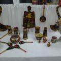 Выставка «Золотая хохлома»— душа России!