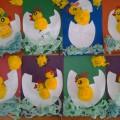 Мастер-класс: пасхальная открытка «Здравствуй, мама, это я!» из серии поделок к Пасхе