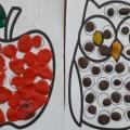 Кружковая работа по пластилинографии «Мой любимый пластилин» (вторая младшая группа)