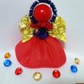 Рождественская поделка-сувенир «Ангел с небес». Пошаговый мастер-класс.