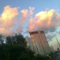 Облачная симфония. Фотозарисовки
