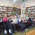 Мы любим ходить в детскую библиотеку (фотоотчёт)