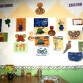 Фотоотчет выставки «Пластилиновая фантазия»