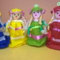 Дидактическая игра «Куклы в гости к нам пришли»