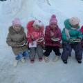 Спортивная игра «Зарница» в честь 23 февраля (фотоотчёт)