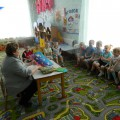 «Школа будущего читателя»— сотрудничество с детской библиотекой