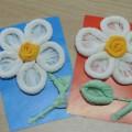 Мастер-класс по изготовлению открытки к празднику 8 Марта