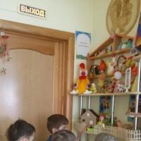 Познавательно-творческий проект мини-музей «Золотой Петушок»
