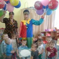 Фотоотчет «Адаптация. Первые дни в детском саду»