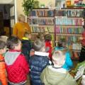 Экскурсия в библиотеку. Фотоотчет