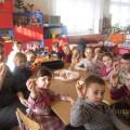 Мастер-класс детей средней группы «Лук— зеленый друг»