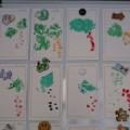 Занятие по рисованию в старшей группе на тему: «Ветка смородины».