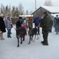 Экскурсия в этнокультурный центр «В гости к оленям» (фотоотчет)