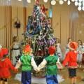 Сценарий праздника «Новогодние забавы»