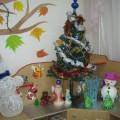 Фотоотчет «Новый год-самый долгожданный детский праздник»