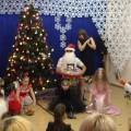 Сценарий новогоднего утренника для подготовительной группы «Проделки Обезьянки или Дед Мороз в Африке»
