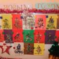 Кружок «Волшебные пальчики». Новогодние открытки. Вторая младшая группа