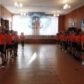 Физкультурный праздник «Юные пожарные» в старшей группе, посвященный Дню защитника Отечества (фотоотчет)