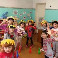 Сценарий игротеки к 8 марта для детей подготовительной группы