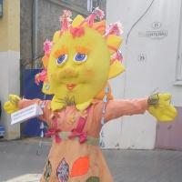 Фотоотчет о фестивале огородных пугал
