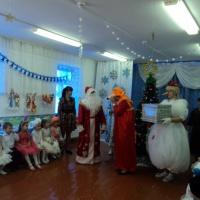 Фотоотчет праздника «Новый год»