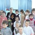 Встреча ветерана великой отечественной войны с воспитанниками детского сада