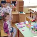 Конспект сюжетно-ролевой игры «Салон красоты» для детей старшей группы