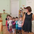 Конспект НОД во второй младшей группе «В гости к бабушке»