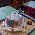 «Поделки ко Дню космонавтики»— фотоотчет