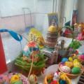 Фотоотчет «Совместные поделки детей и родителей к празднику Пасхи»