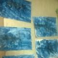 Конспект занятия по рисованию в средней группе «Облетели с дерева последние листочки»